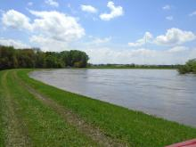 Salt Creek Levee, Lincoln, NE